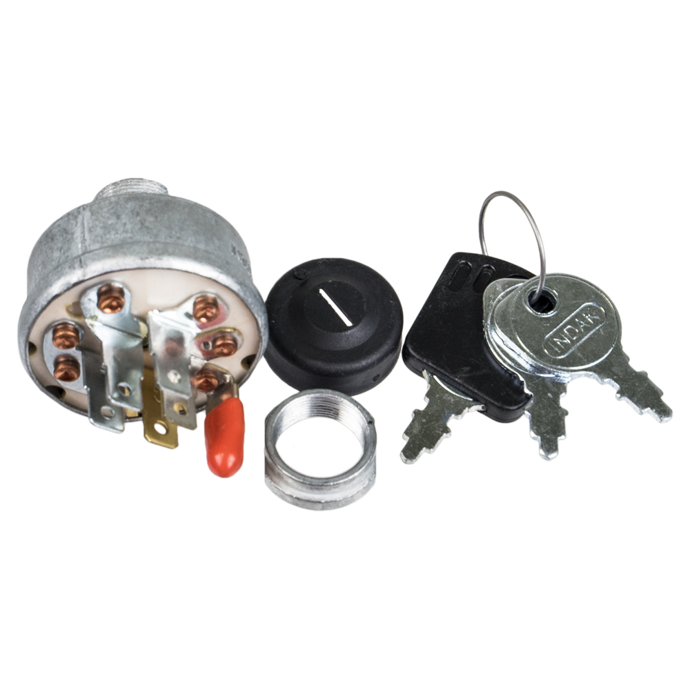 medium resolution of image is loading oem 6 post ignition switch ferris is1500zx f50xt