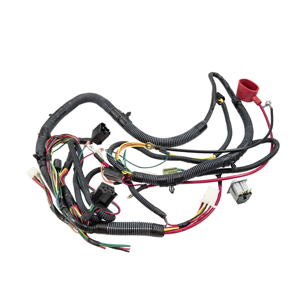 hight resolution of main wiring harness mtd troy bilt cub cadet ltx 1040 1042 1045 759 05157