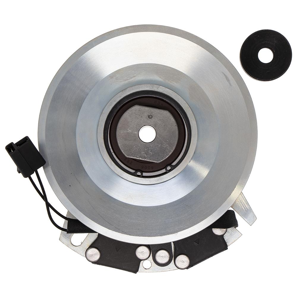 medium resolution of details about electric pto clutch bobcat bunton case craftsman zero turn 52 61 mower 2722016