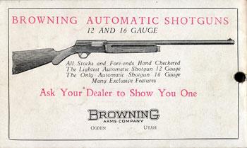 Скидка на оружие Browning 25 июня! Единственный день - 25% или -25000 рублей!