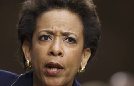 JUST IN: AG Loretta Lynch just got SUED over… | BWCentral