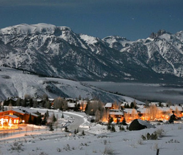 Jackson Hole Vacation Packages Spring Creek Ranch Jackson Hole Wyoming