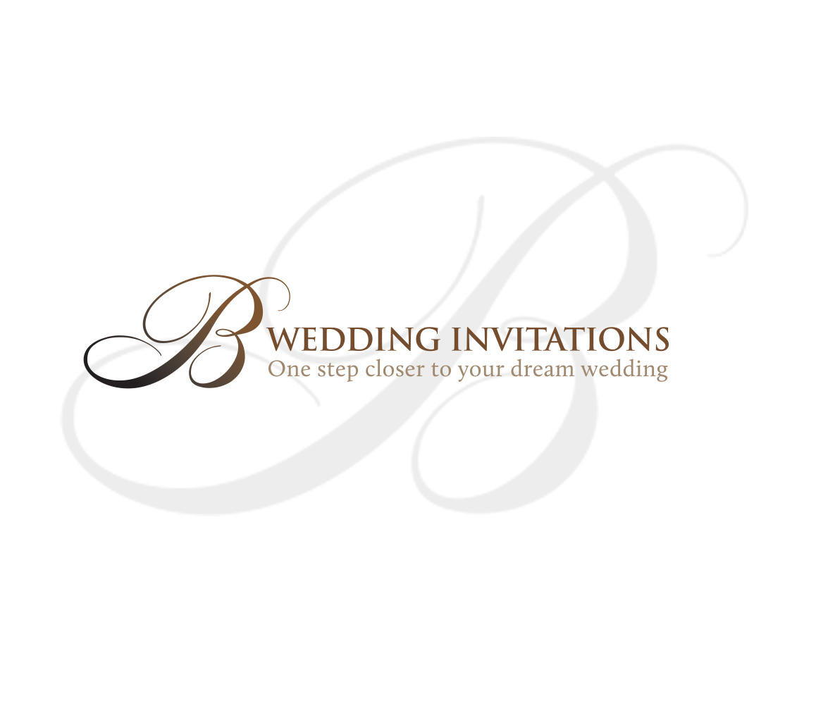 About  B Wedding Invitations