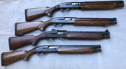 Remington 1100 SBS