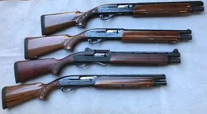 Remington 1100 SBS
