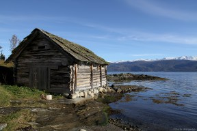 An old boat-house