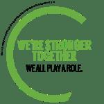 Stronger Together Brigham Values Logo