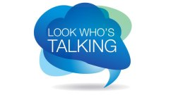 look who's talking logo