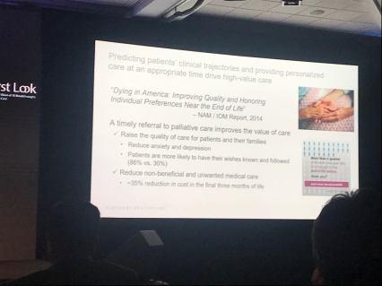 Li Zhou's presentation
