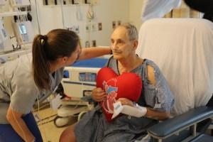 ERAS nurse and patient