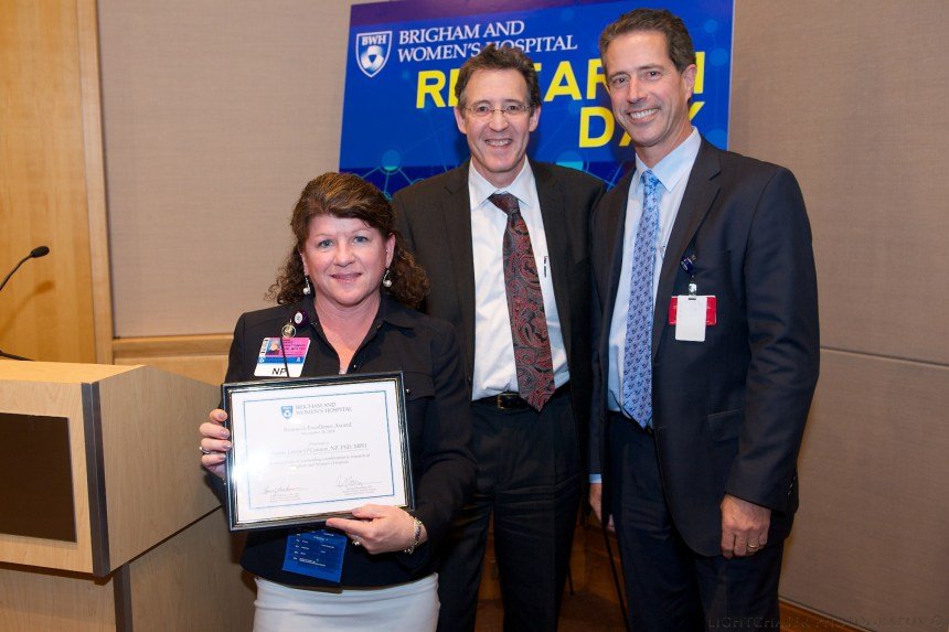 BRIGHAM AND WOMEN'S HOSPITAL BIOMEDICAL RESEARCH INSTITUTE THIRD ANNUAL RESEARCH DAY 2014