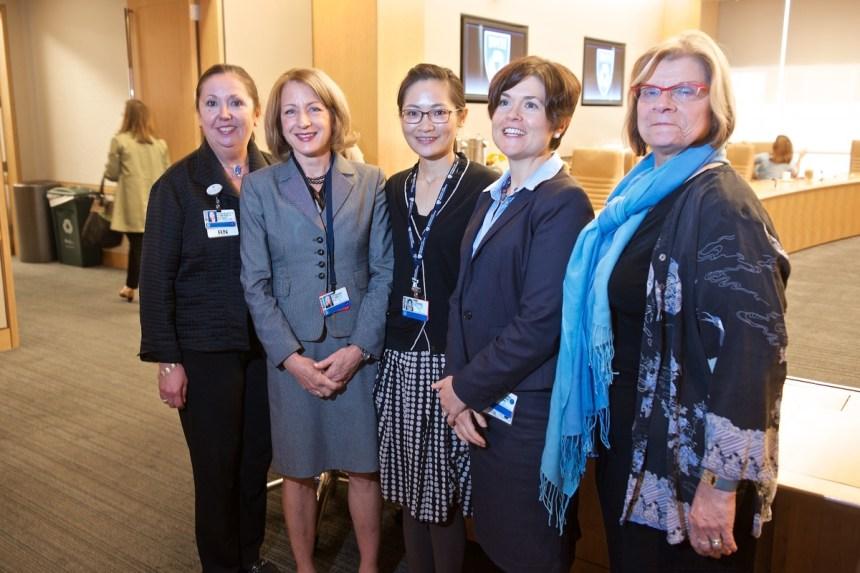 Jackie Somerville, PhD, RN, FAAN; Patricia Dykes, PhD, RN; Lichuan Ye, PhD, RN; Katherine Gregory, PhD, RN; and Susan Gennaro, RN, DSN, FAAN