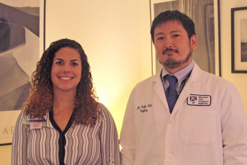 Kirsten Wendth, MSW, LCSW, and Joji Suzuki, MD