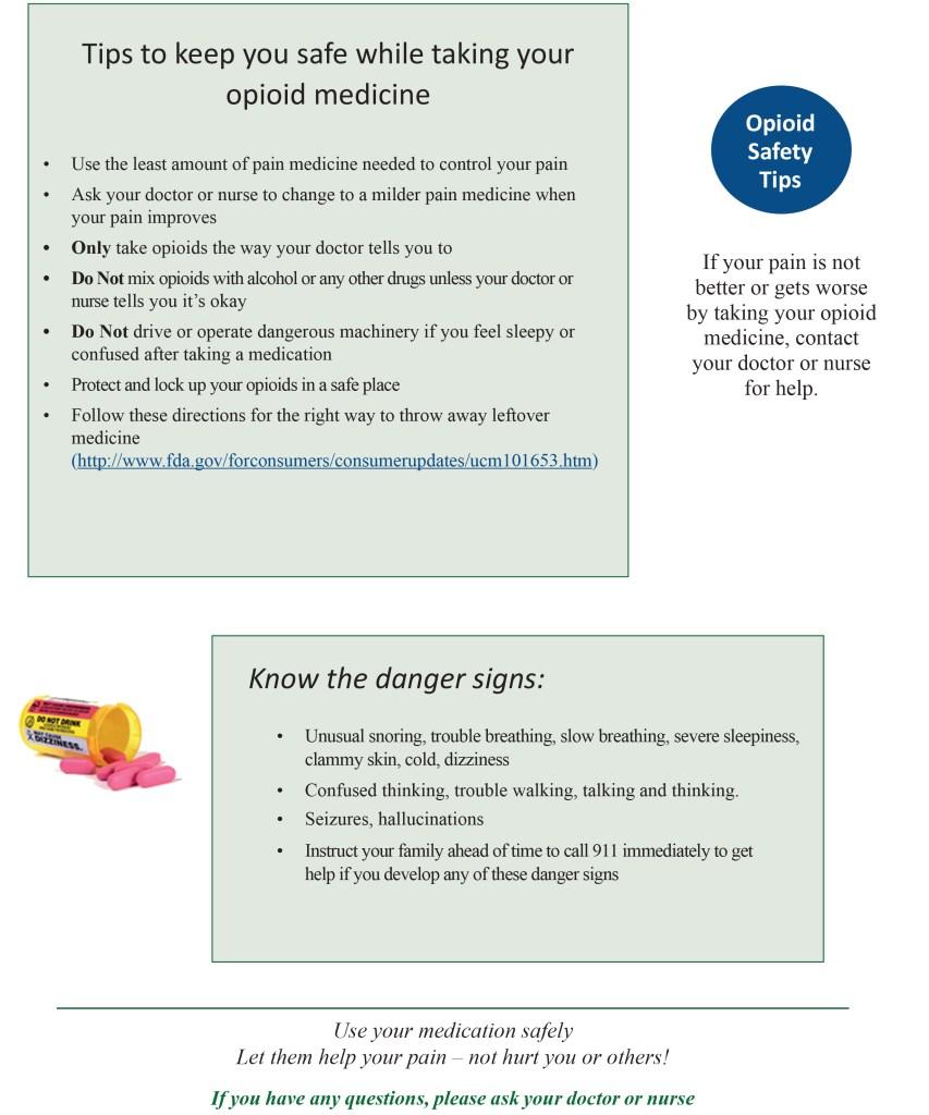 Opioid Info Sheet-2