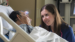 Melissa Hawes, MSN, RN, PCCN Braunwald Tower 10BA, Medical Intermediate Care