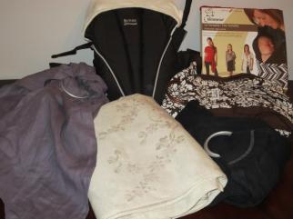 International Babywearing Week 2012 carrier donations