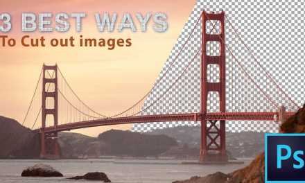 The 3 Easiest Ways To Cut Anything Out In Photoshop
