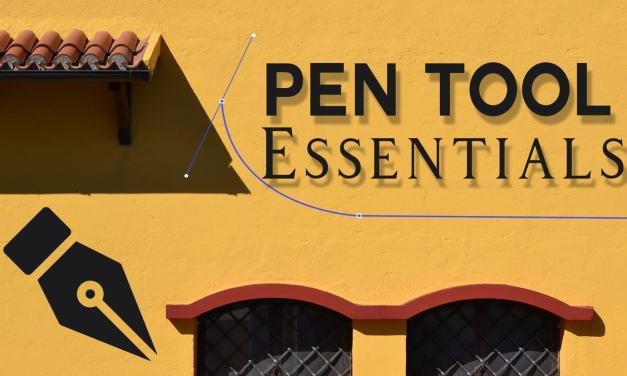 How To Use The Pen Tool In Photoshop: The Pen Tool Guide