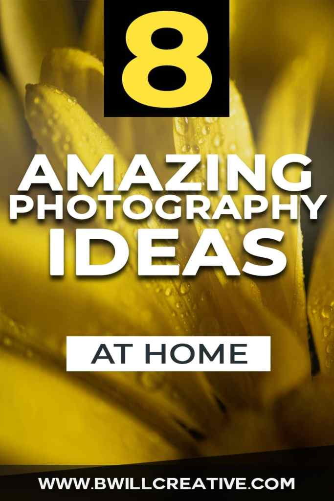 PhotographyIdeasForHome