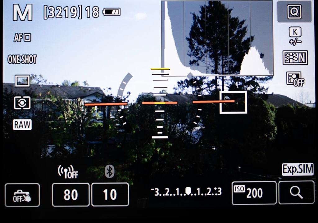 live-view-histogram