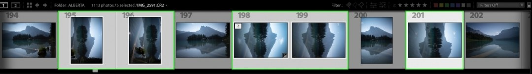 highlighted-photos-in-filmstrip