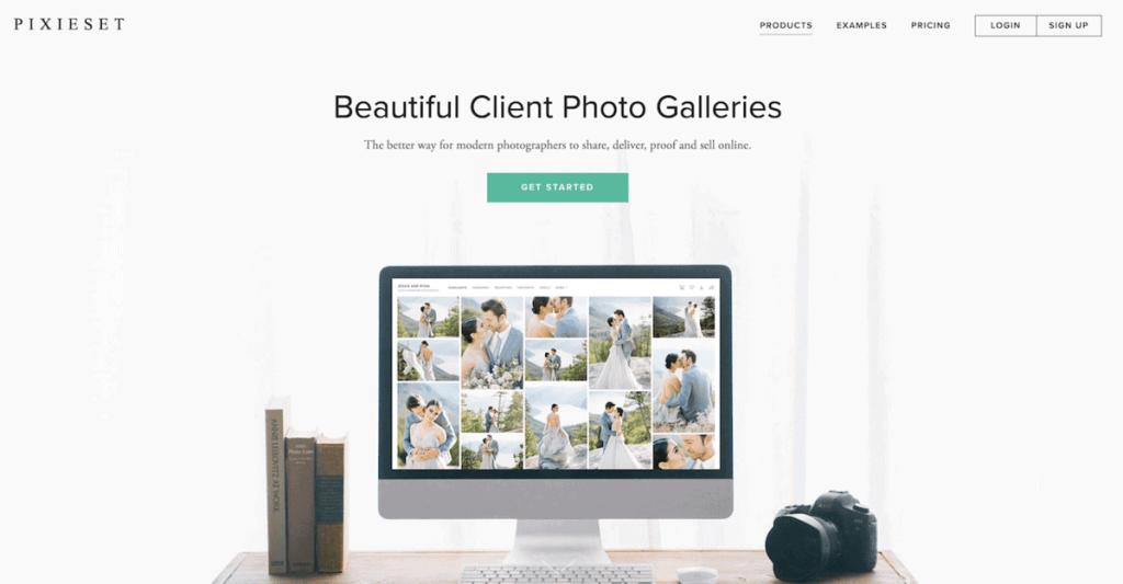 pixieset-for-photographers