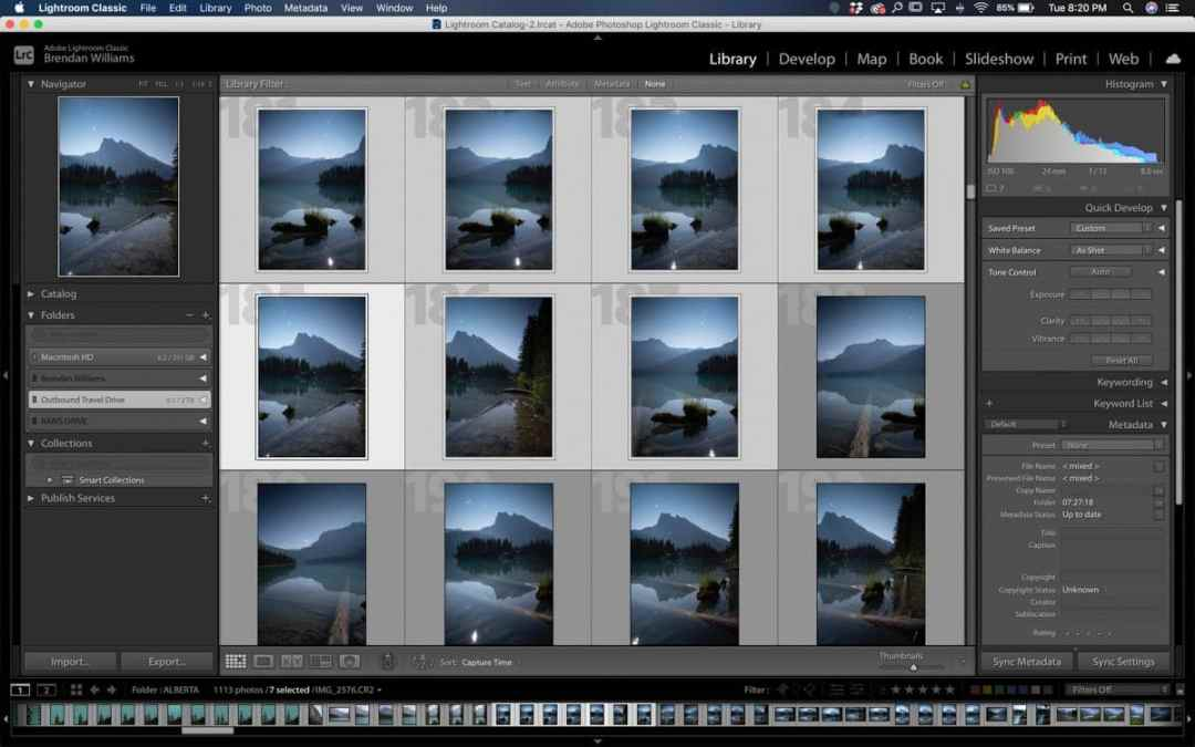 selecting-multiple-photos-in-lightroom