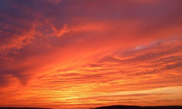How To Predict A Good Sunset Or Sunrise