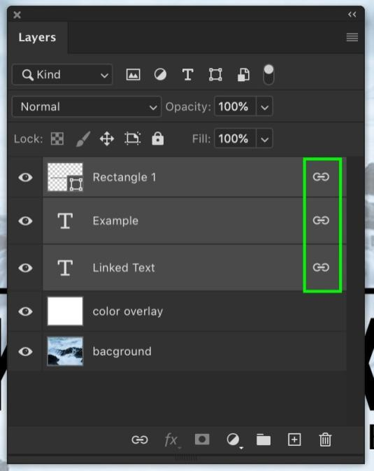 how-to-link-layers-in-photoshop-4