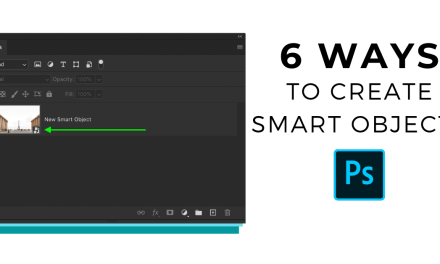 How To Create A Smart Object In Photoshop (6 Easy Ways)