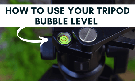 What Is A Tripod Bubble Level And Why It's Useful