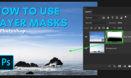 How To Use Layer Masks In Photoshop (With Shortcuts!)