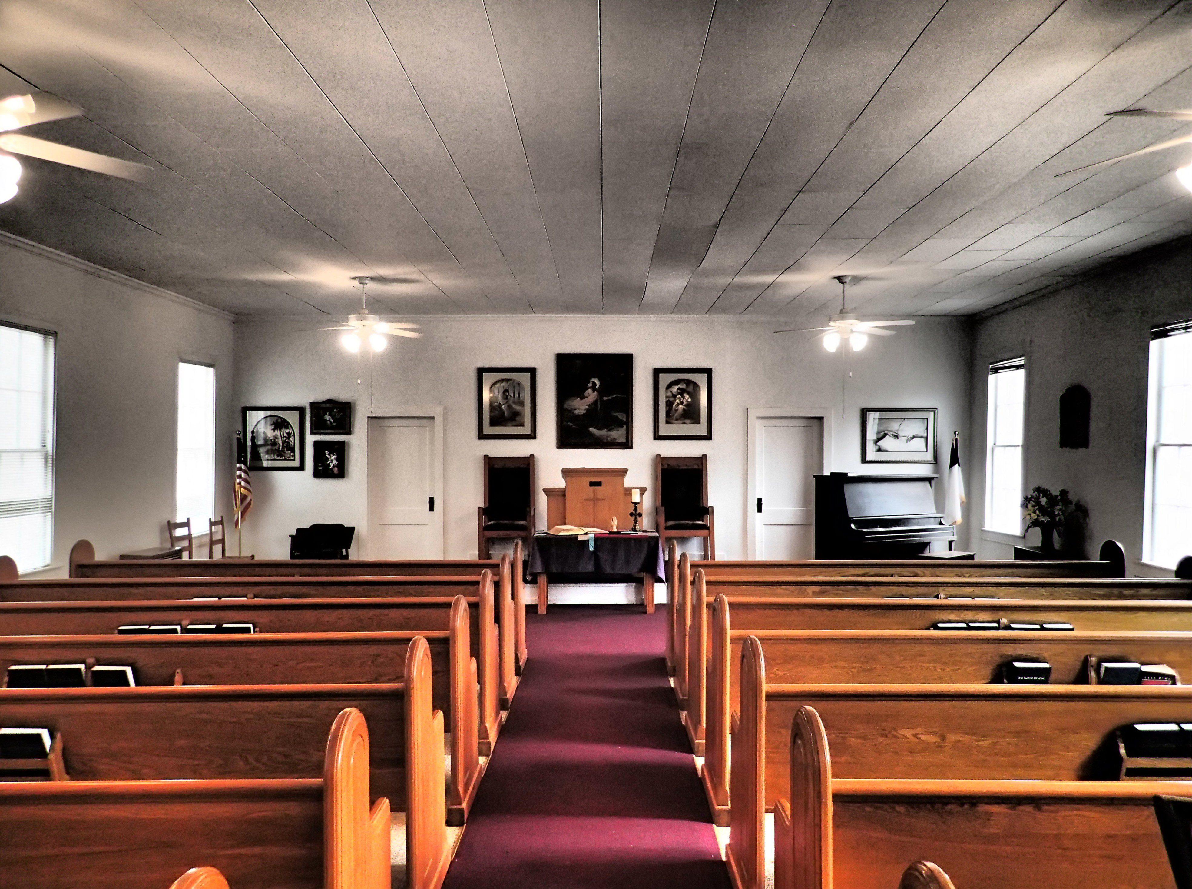 My Thanksgiving Church By Pam Durso