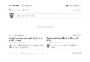 How to customize Disqus with the Twenty Fifteen theme.