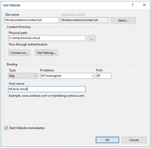 How To Use Let's Encrypt Certificates For Windows Servers