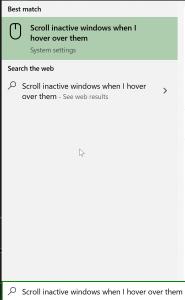 FIX: Startmenu crashing Windows 10 version 2004