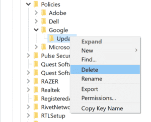 FIX: Your network administrator has applied a Group Policy that prevents installation.