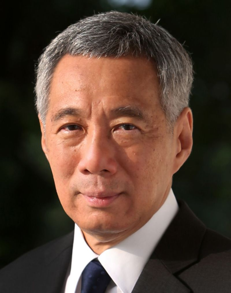 Singapore S Prime Minister Honors Bicentenary Anniversary