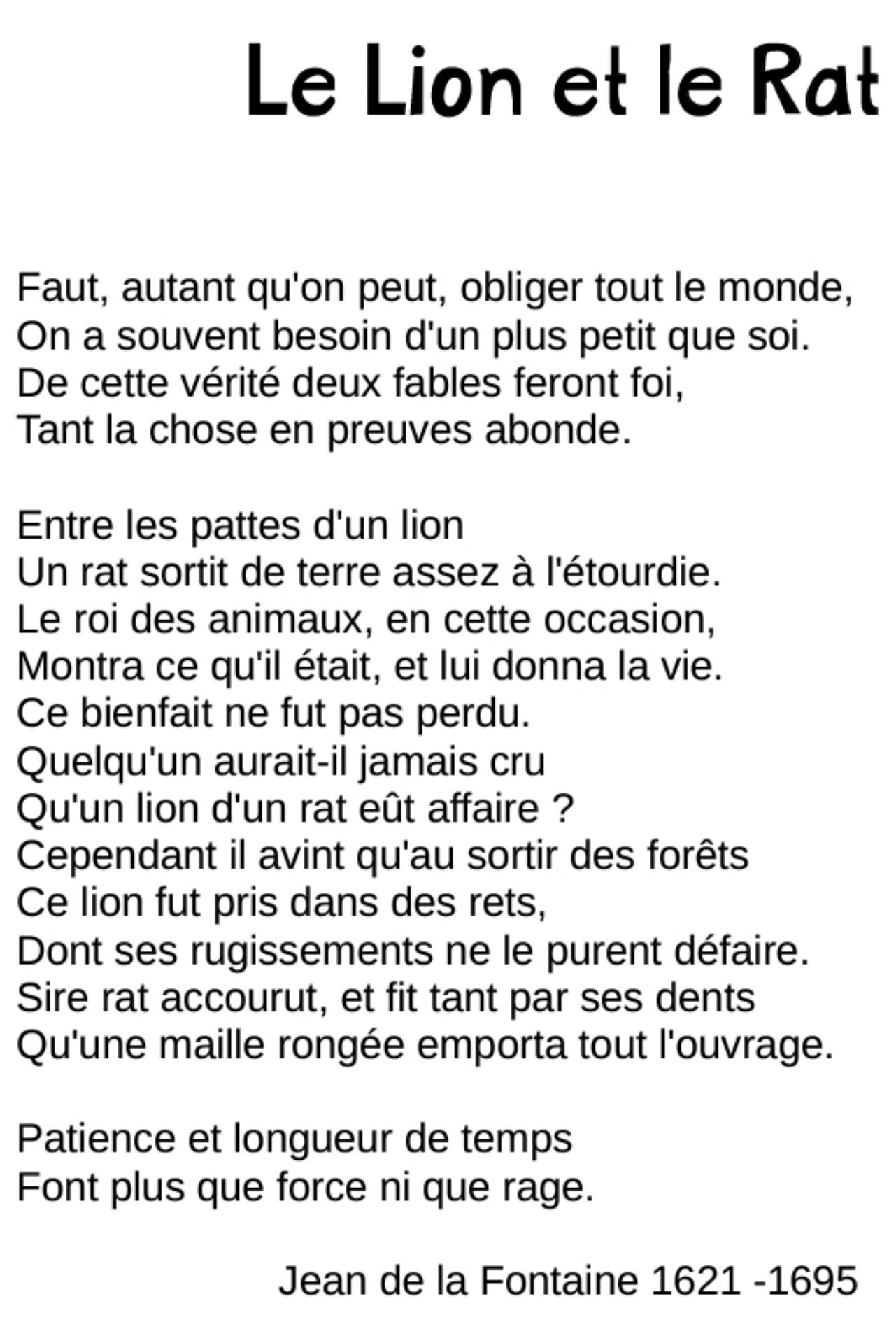 Le Lion Et Le Rat Esope : esope, Esope,, Père, Fable