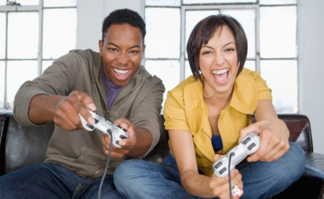 Video Games Keeping Relationships Together Black White