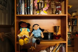 Dolls and lovers by Birmingham photographer Barry Robinson