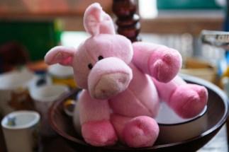 Soft toy by Birmingham photographer Barry Robinson