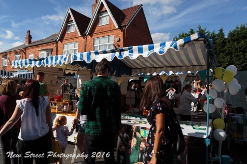 Something for everyone by Birmingham photographer Barry Robinson