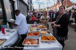 Street food by Birmingham photographer Barry Robinson