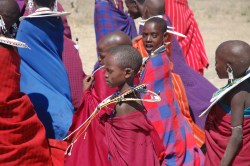 Longido Cultural Events and Tourism