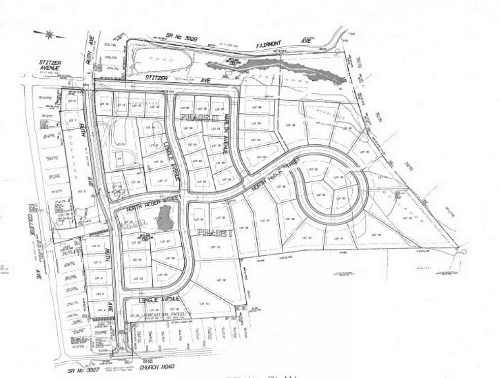 13 Subdivisions/625+ Lots,Berks County,PA-SOLD!