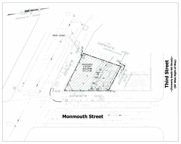 75,000+/- SF Retail Building in Designated Opportunity