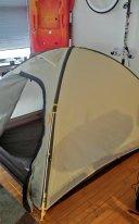 Michael's tent
