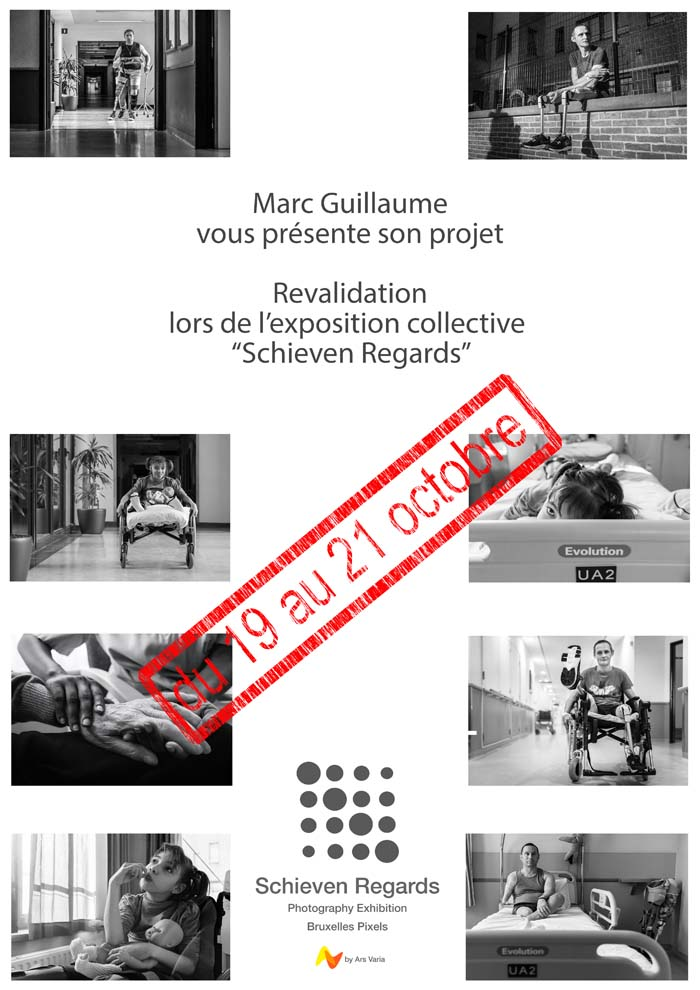 Schieven Regards  I : Marc Guillaume