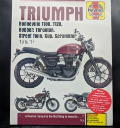 fix it yourself with a haynes manual triumph [ 3036 x 4048 Pixel ]